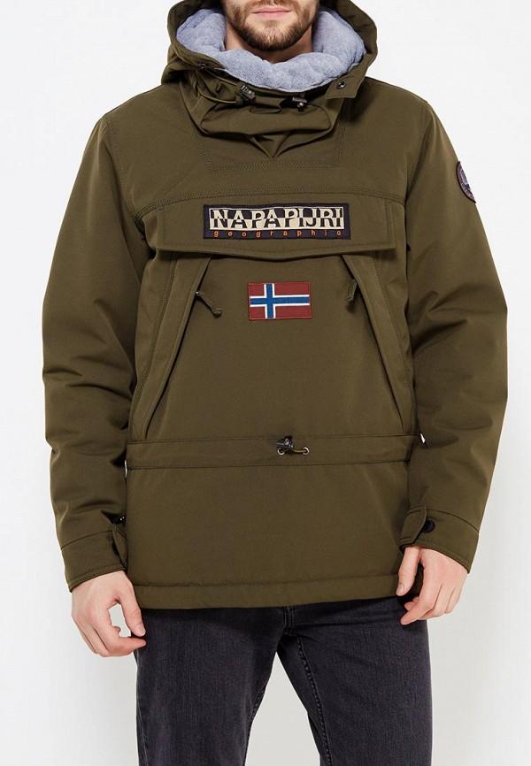 Куртка утепленная Napapijri Napapijri NA154EMVSV25 куртка утепленная napapijri napapijri na154emvsu79