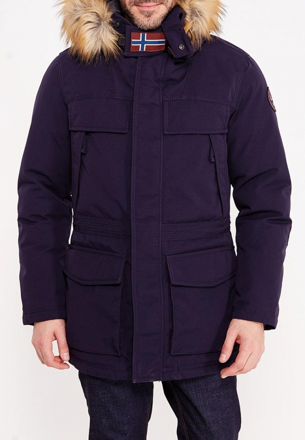 Куртка утепленная Napapijri Napapijri NA154EMVSV36 недорго, оригинальная цена