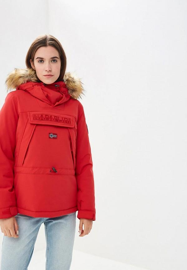Куртка утепленная Napapijri Napapijri NA154EWCIRJ2 куртка утепленная napapijri napapijri na154emcicj7