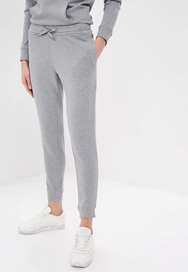 женские спортивные спортивные брюки napapijri, серые