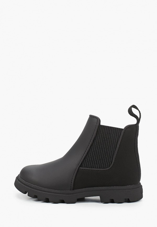 ботинки native малыши, черные