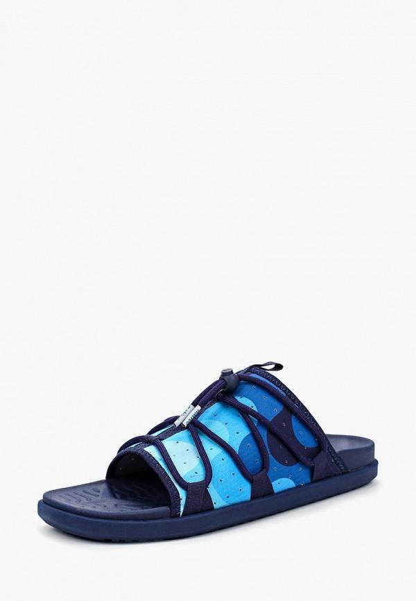мужские сандалии native, синие