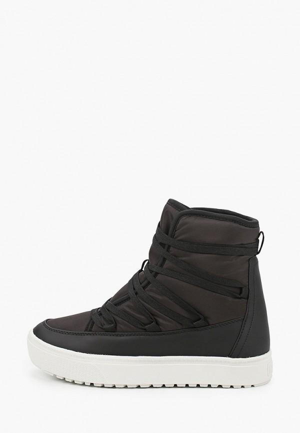 женские ботинки native, черные