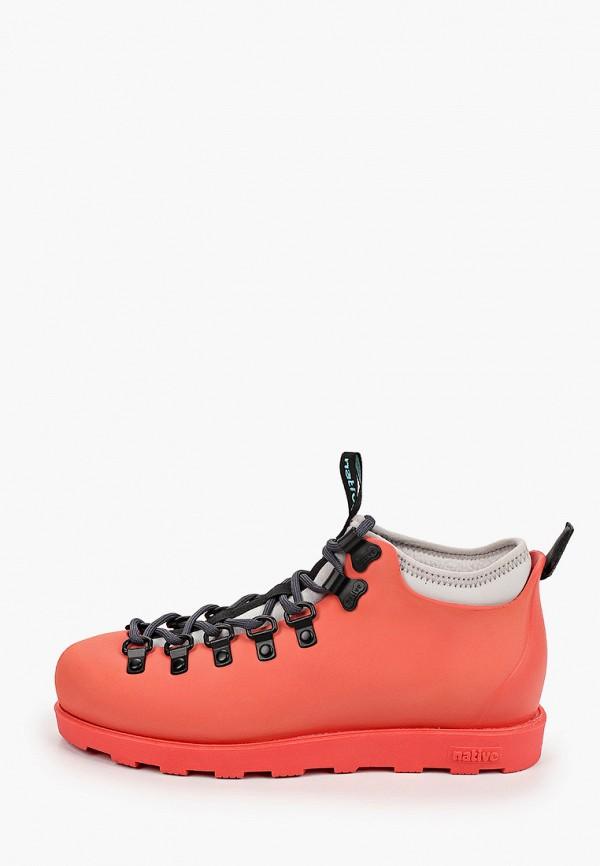женские низкие ботинки native