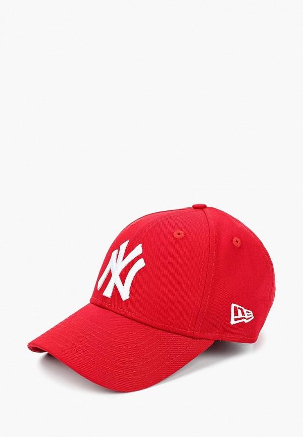 бейсболка new era малыши, красная