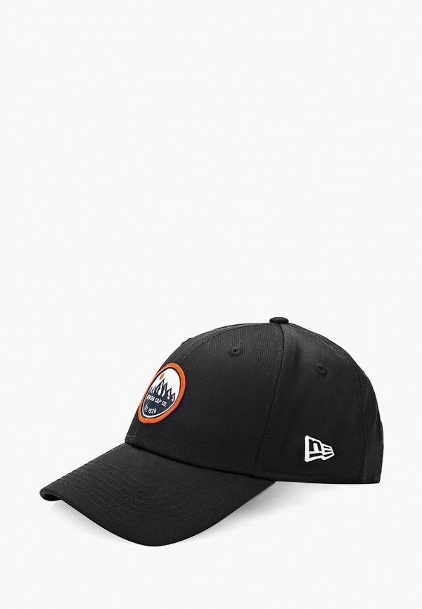 Купить Бейсболка New Era, LIC 223 THINSULATED 9FORTY PATCH, NE001CMCPSR4, черный, Осень-зима 2018/2019