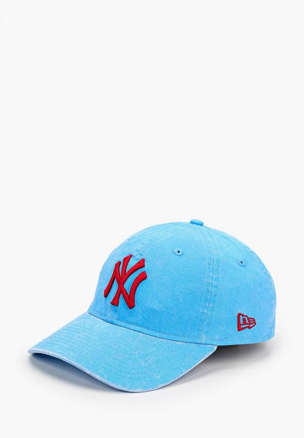 Бейсболка New Era New Era NE001CMGGDO5 бейсболка new era character 9forty superman цвет синий красный желтый 11379827 blu размер универсальный
