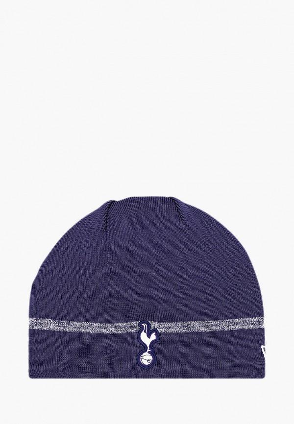 мужская шапка new era, синяя