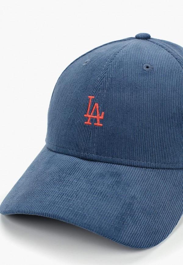 Фото 8 - Бейсболка New Era синего цвета