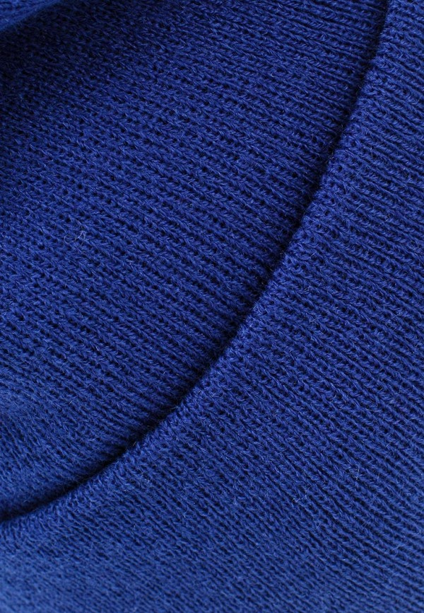Фото 4 - Шапку New Era синего цвета