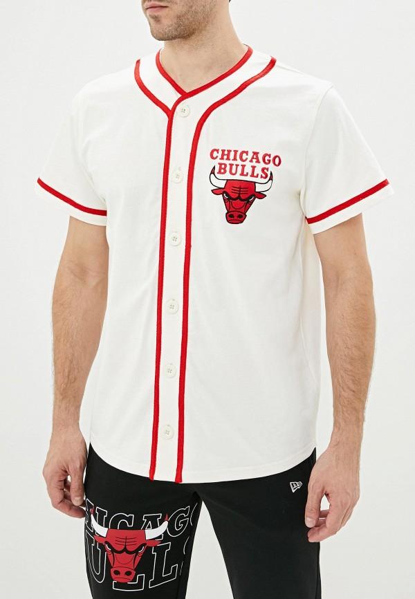 мужская спортивные футболка new era, белая