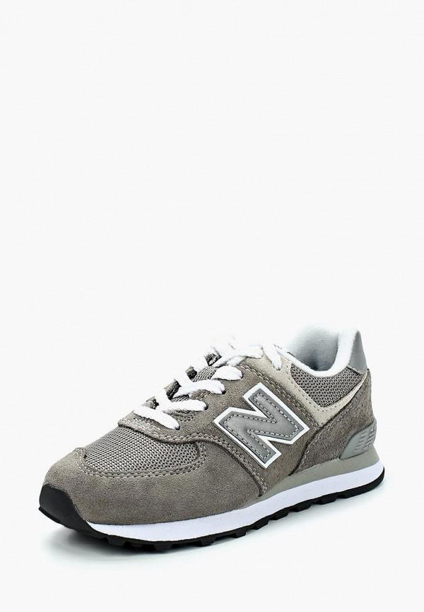 Купить Кроссовки New Balance, 574 Pack E, ne007abaags7, серый, Весна-лето 2018