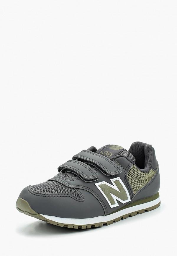Купить Кроссовки New Balance, 500 Colour Up, ne007abawps2, серый, Весна-лето 2018