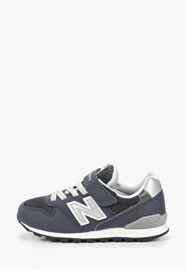 кроссовки new balance для мальчика, синие
