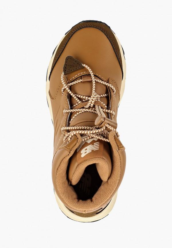 Фото 4 - Ботинки New Balance коричневого цвета