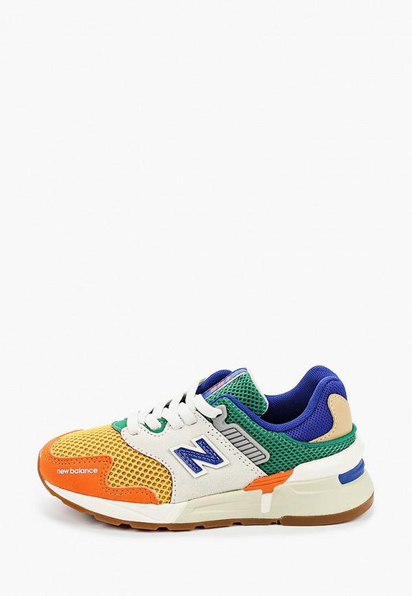 кроссовки new balance для мальчика, разноцветные