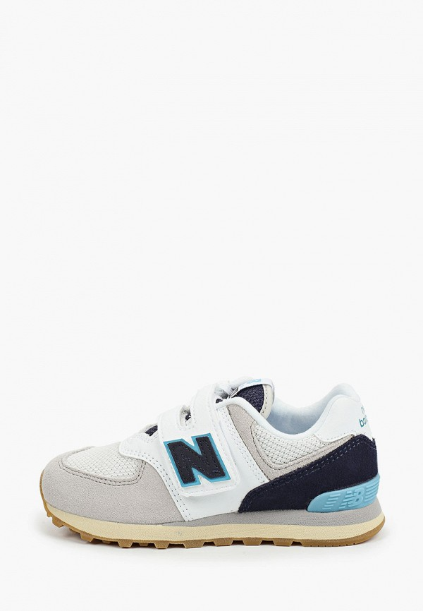 кроссовки new balance для мальчика, белые