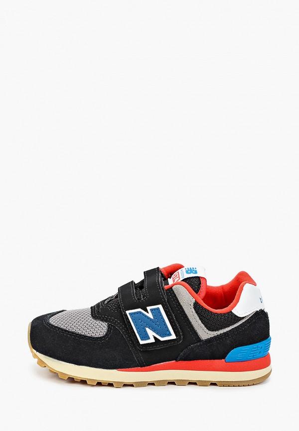 кроссовки new balance для мальчика, черные