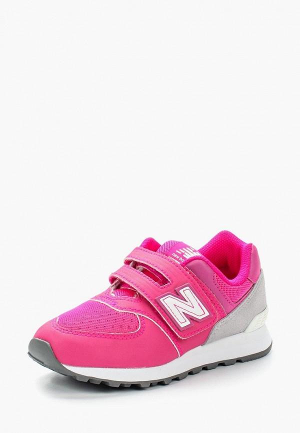 Купить Кроссовки New Balance, 574 Pack D, ne007agaagt2, розовый, Весна-лето 2018