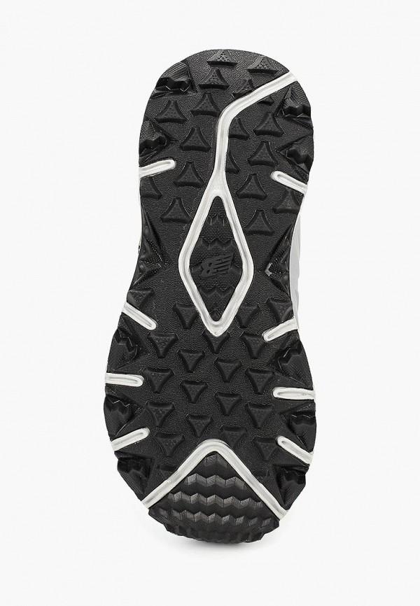 Фото 3 - Ботинки New Balance серого цвета