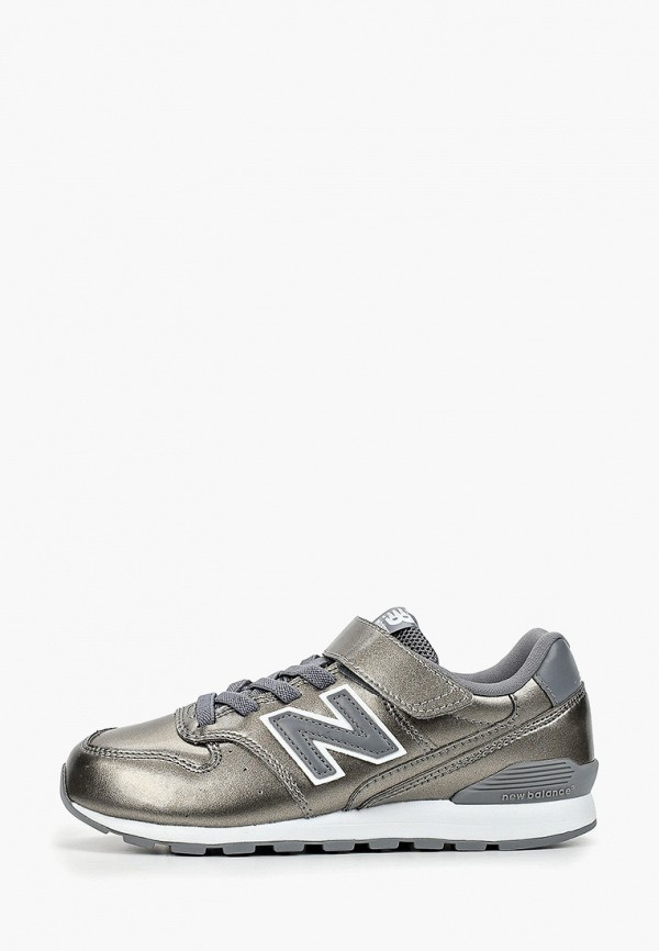 кроссовки new balance для девочки, серые