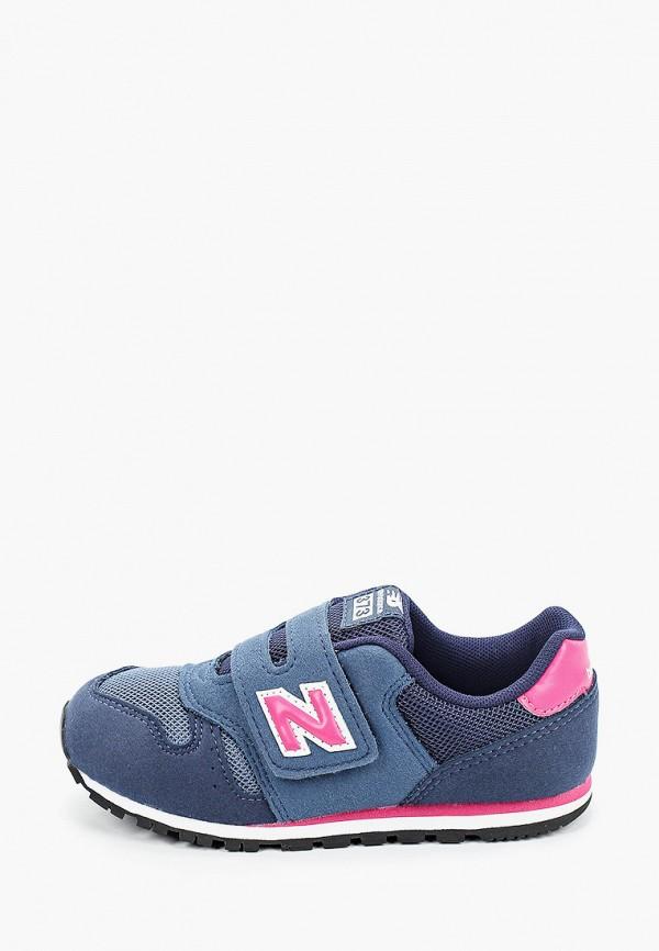 кроссовки new balance для девочки, синие
