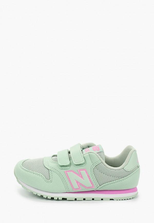 кроссовки new balance для девочки, бирюзовые