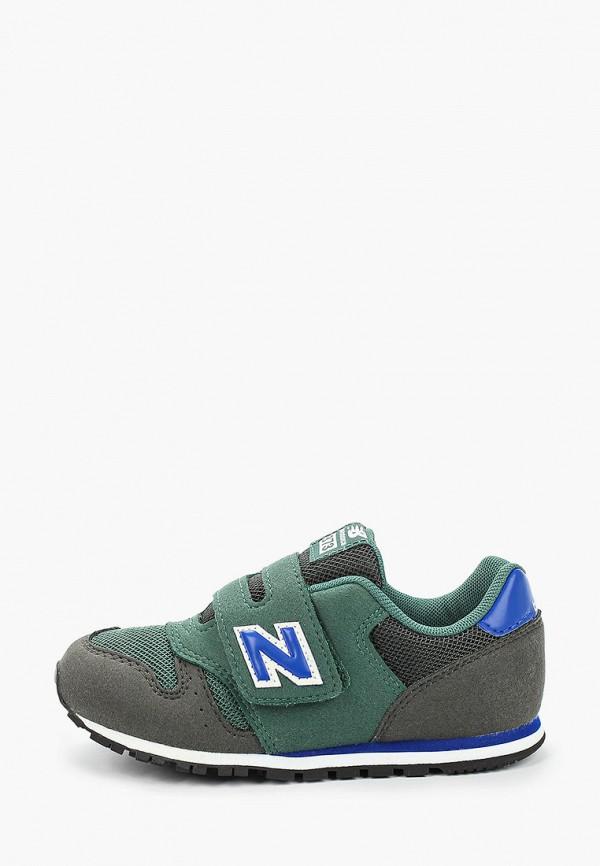 кроссовки new balance малыши, зеленые