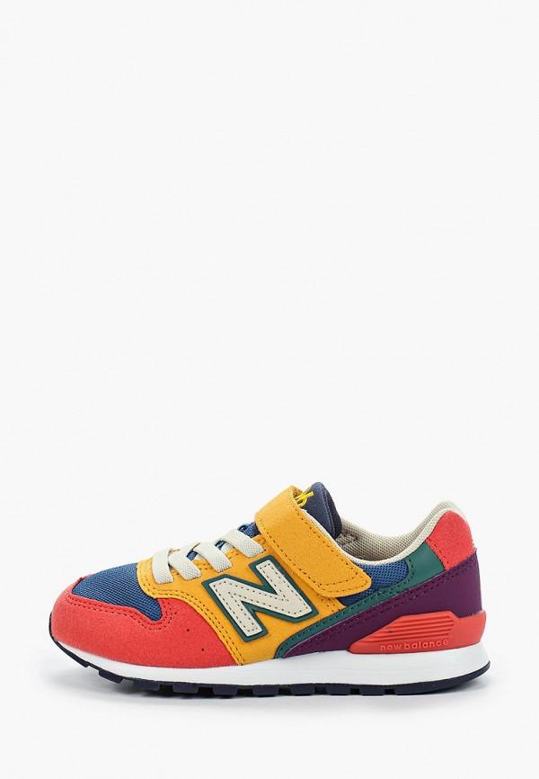кроссовки new balance малыши, разноцветные