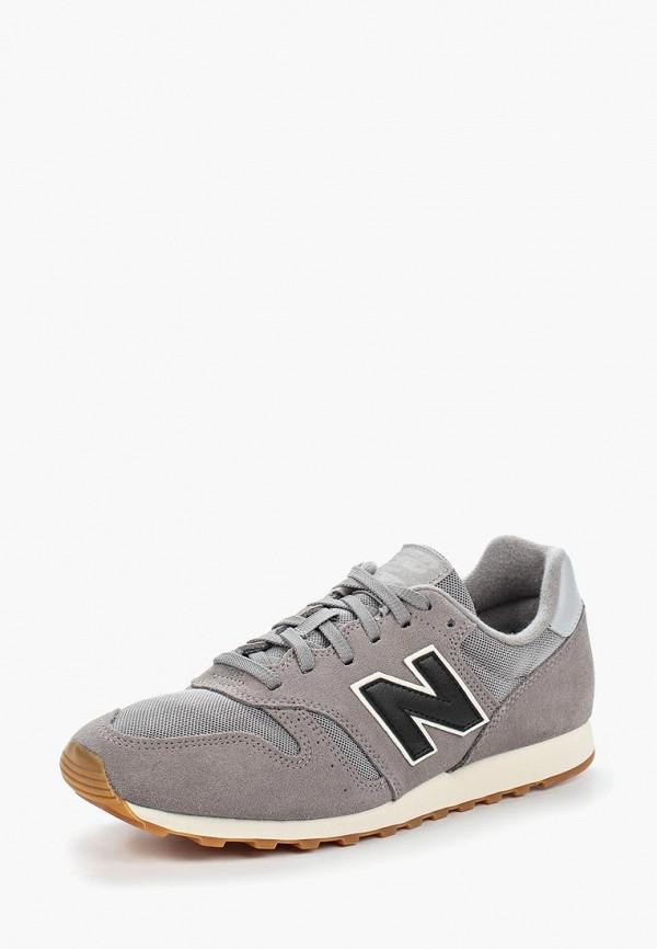 Купить Кроссовки New Balance, 373, ne007amaggh4, серый, Весна-лето 2018