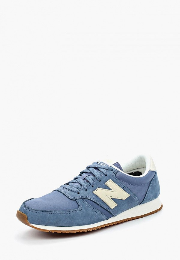 Купить Кроссовки New Balance, 420, NE007AMBMNY5, синий, Весна-лето 2018
