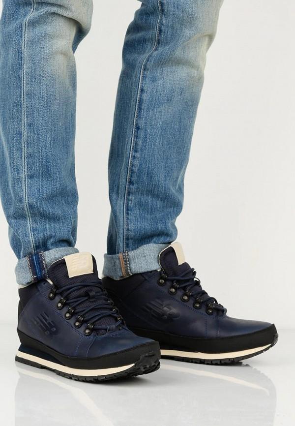 Фото 6 - Кроссовки New Balance синего цвета