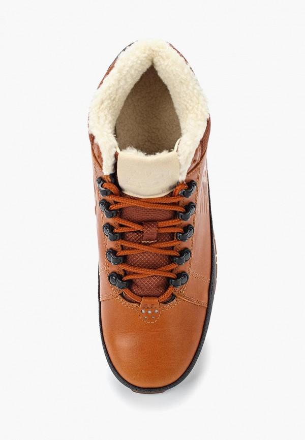Фото 4 - мужские ботинки и полуботинки New Balance коричневого цвета