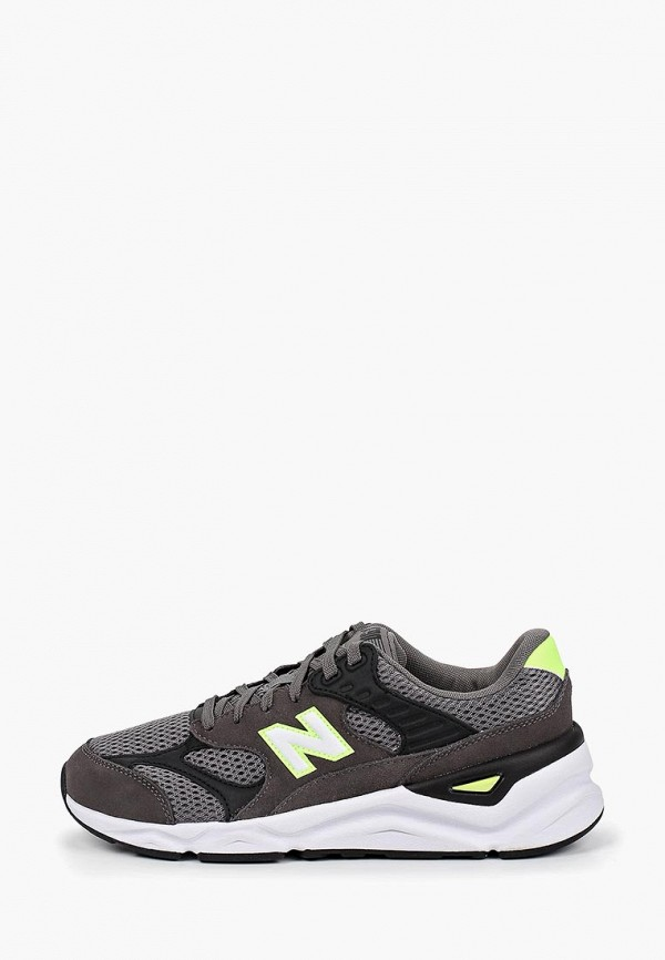 мужские кроссовки new balance, серые