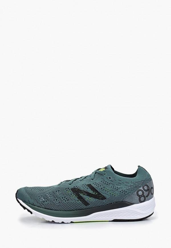 мужские кроссовки new balance, бирюзовые