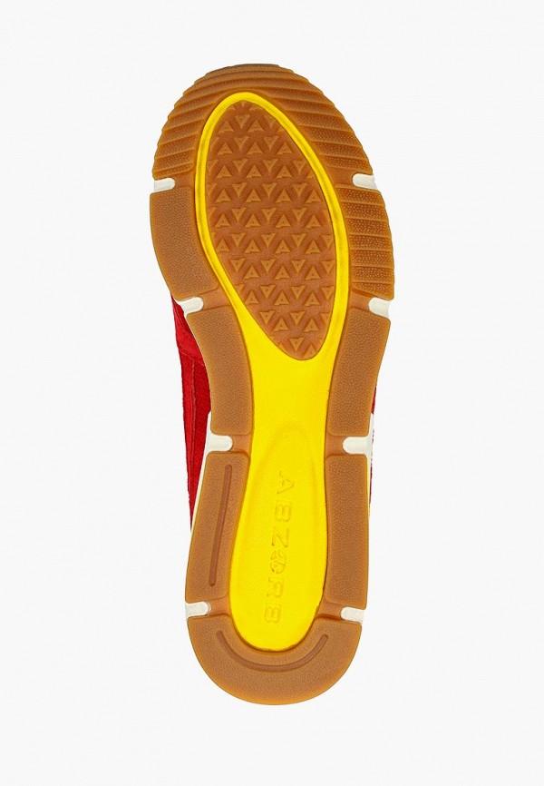 Фото 5 - мужские кроссовки New Balance красного цвета
