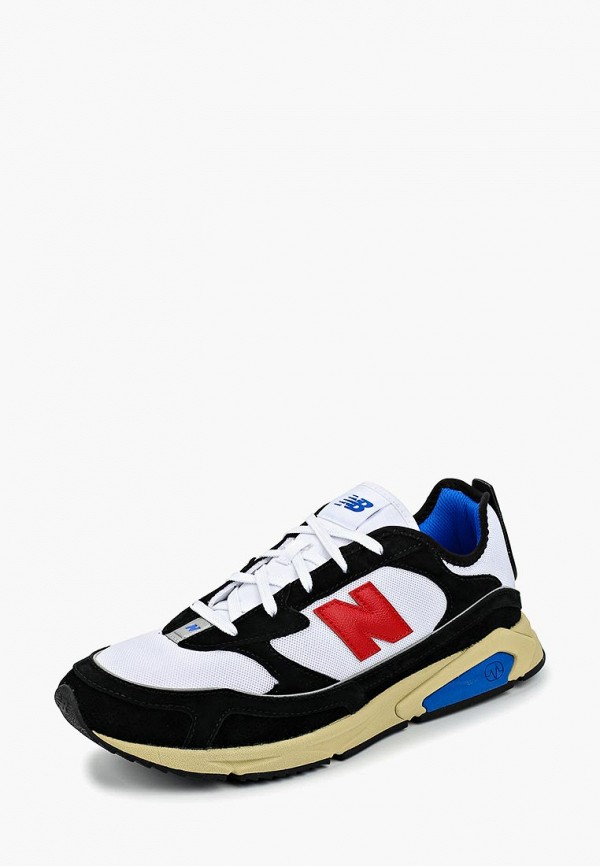 Фото 2 - мужские кроссовки New Balance черного цвета
