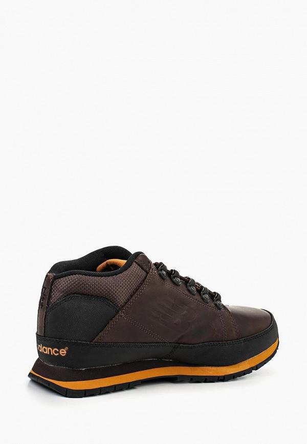 Фото 2 - мужские кроссовки New Balance коричневого цвета
