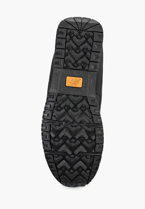 Фото 3 - мужские кроссовки New Balance коричневого цвета