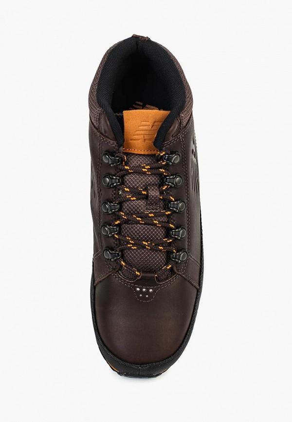 Фото 4 - мужские кроссовки New Balance коричневого цвета