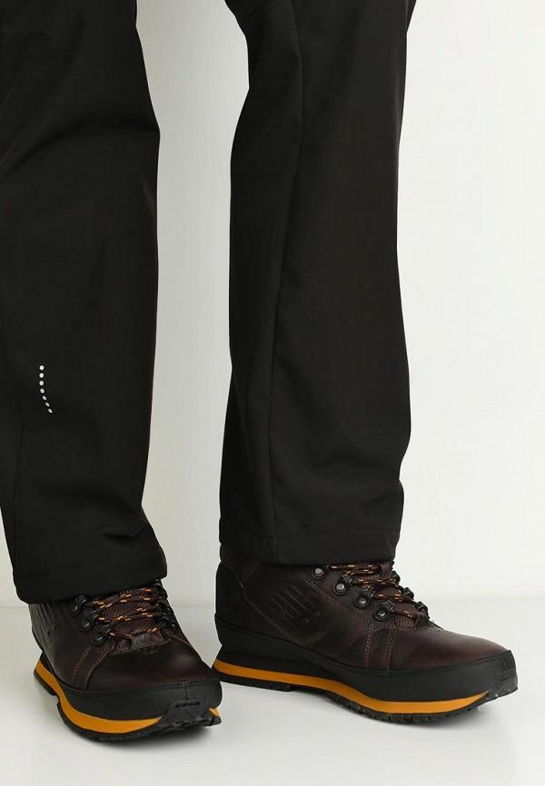 Фото 5 - мужские кроссовки New Balance коричневого цвета