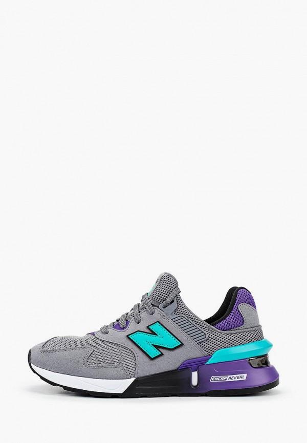 Кроссовки New Balance New Balance NE007AMGSTR6