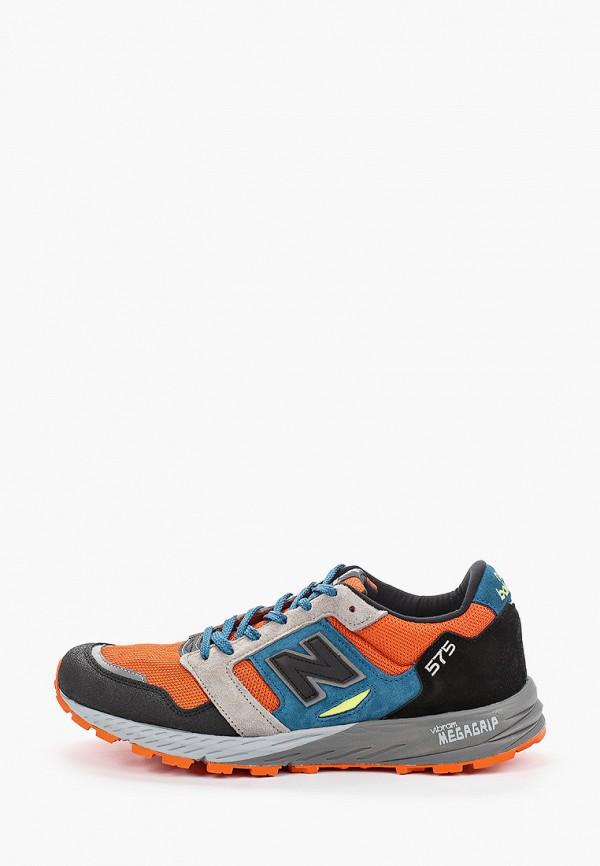 мужские кроссовки new balance, разноцветные