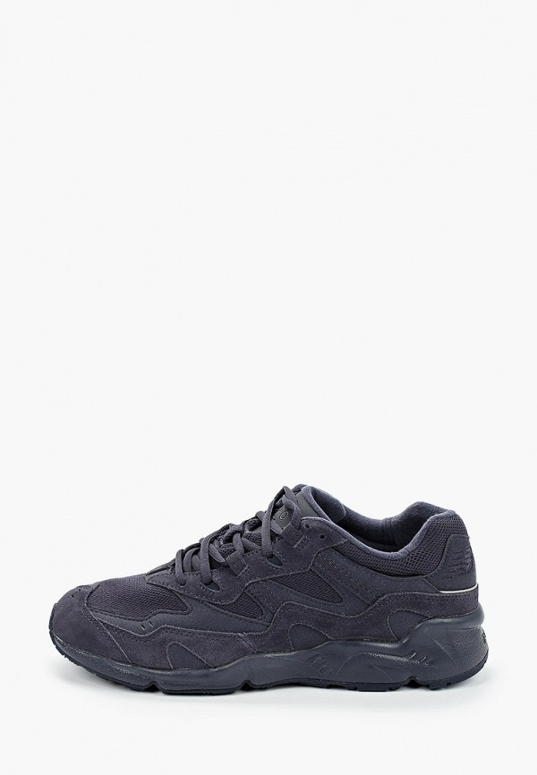 мужские низкие кроссовки new balance, синие