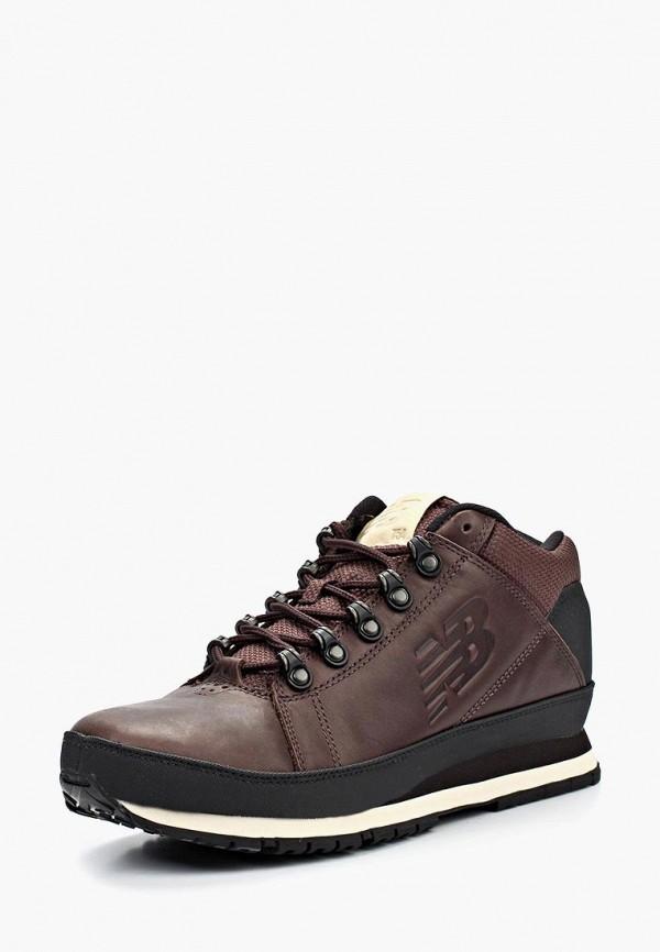 Кроссовки New Balance New Balance H754LLB коричневый фото