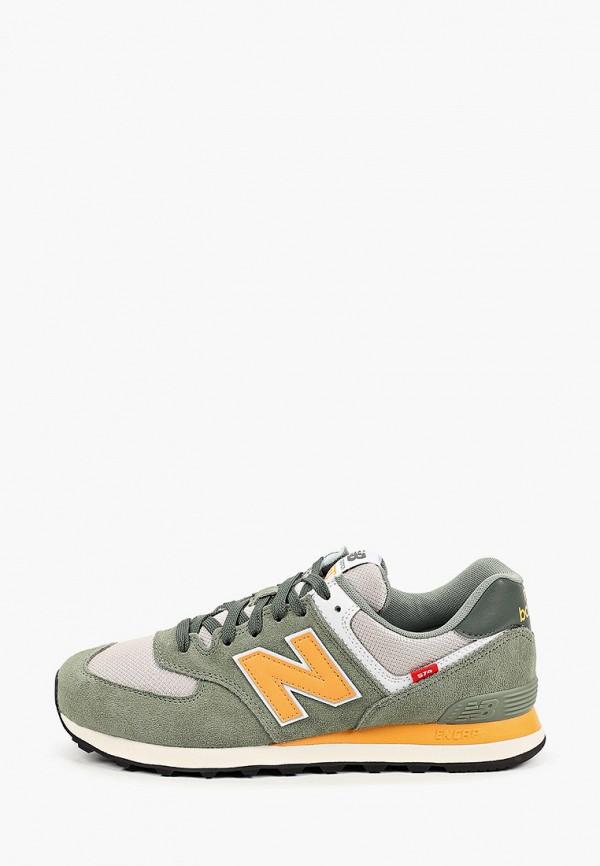 Кроссовки New Balance New Balance ML574SG2 зеленый фото