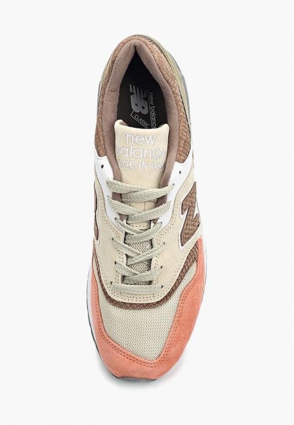 Фото 4 - мужские кроссовки New Balance разноцветного цвета
