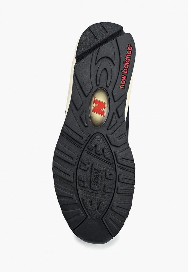 Фото 3 - мужские кроссовки New Balance черного цвета