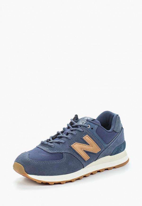Купить Кроссовки New Balance, 574 Nat. Outdoor, ne007awaggg6, синий, Весна-лето 2018