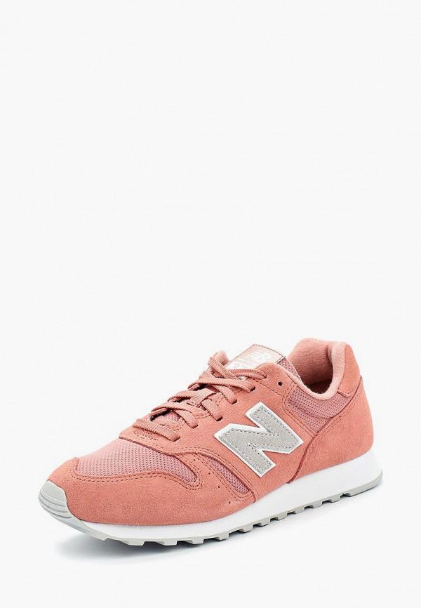 Купить Кроссовки New Balance, 373v1, NE007AWBBGC8, розовый, Весна-лето 2018
